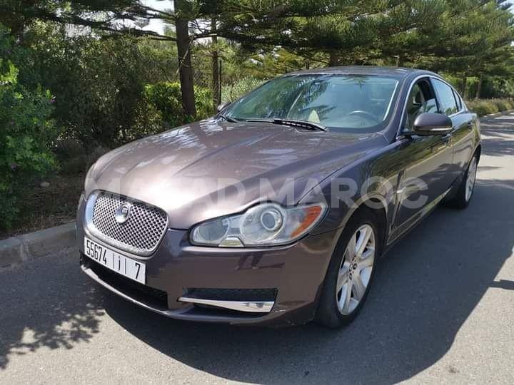 voiture occasion jaguar xf