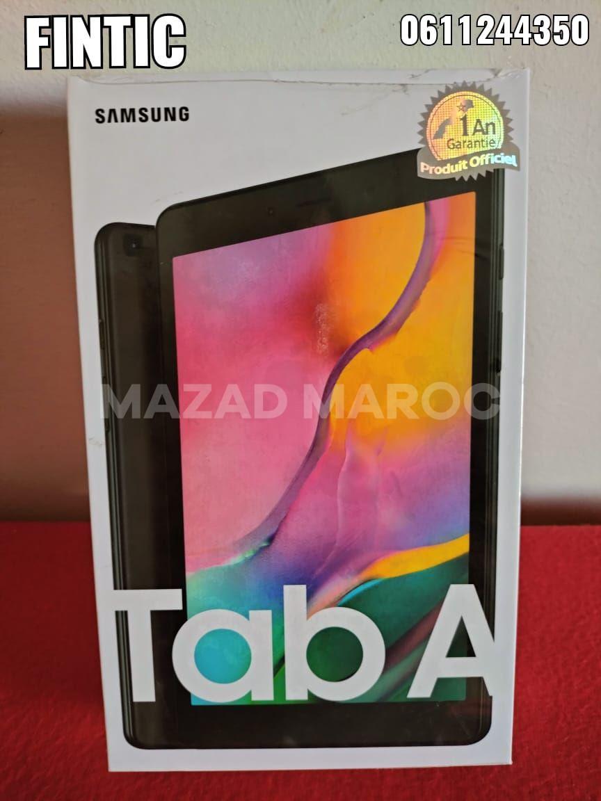 Tablette Samsung Tab A جديدة    Galaxy Tab A ©️Quad Core  RAM 2 GB