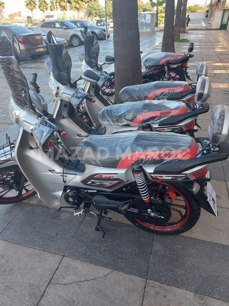 moto Cooper 125