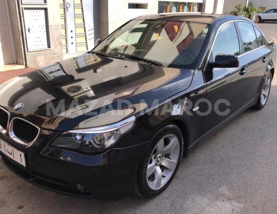 Vente voiture BMW SERIE 530 i