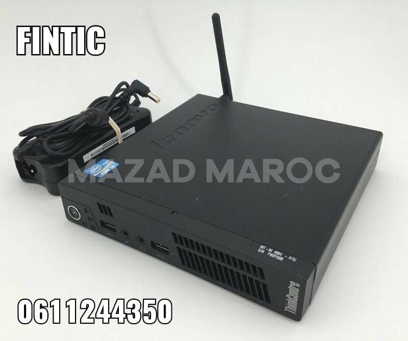 Unite central Mini Lenovo ThinkCentre M72e ℹ️ Intel Pentium R