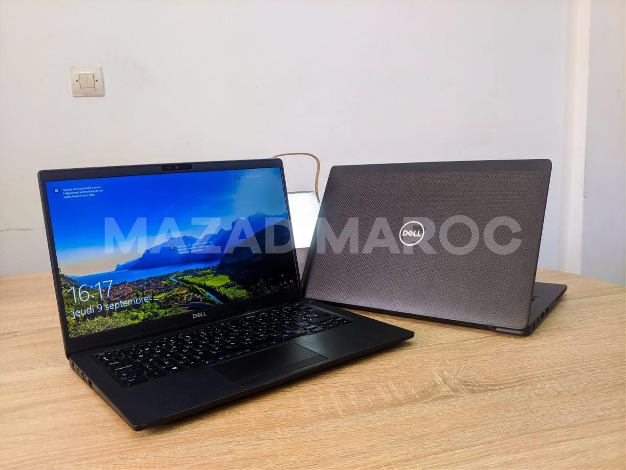 Vente pc portable Dell Latitud 7400 i5 vpro
