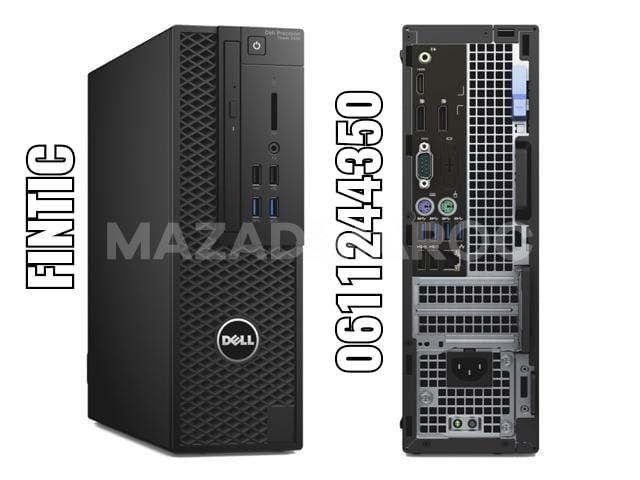 Unité Central Pour Montage Dell Precision 3420  Core i7-3.40Ghz
