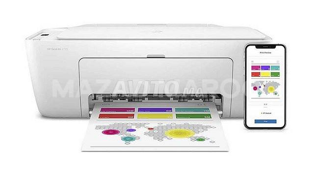 Imprimante hp multifonction wifi couleur