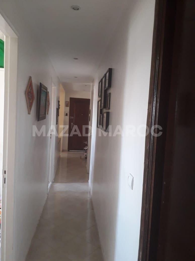 شقة مفروشة للبيع  بإقامة البساتين شعبي 1 بتمارة شارع طارق ابن زياد