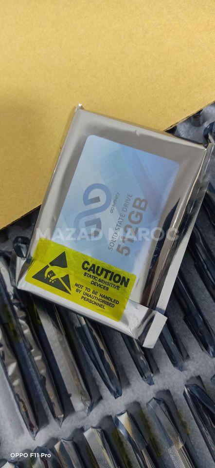 Disque dur 512Go SSD GO-INFINITY Neuf