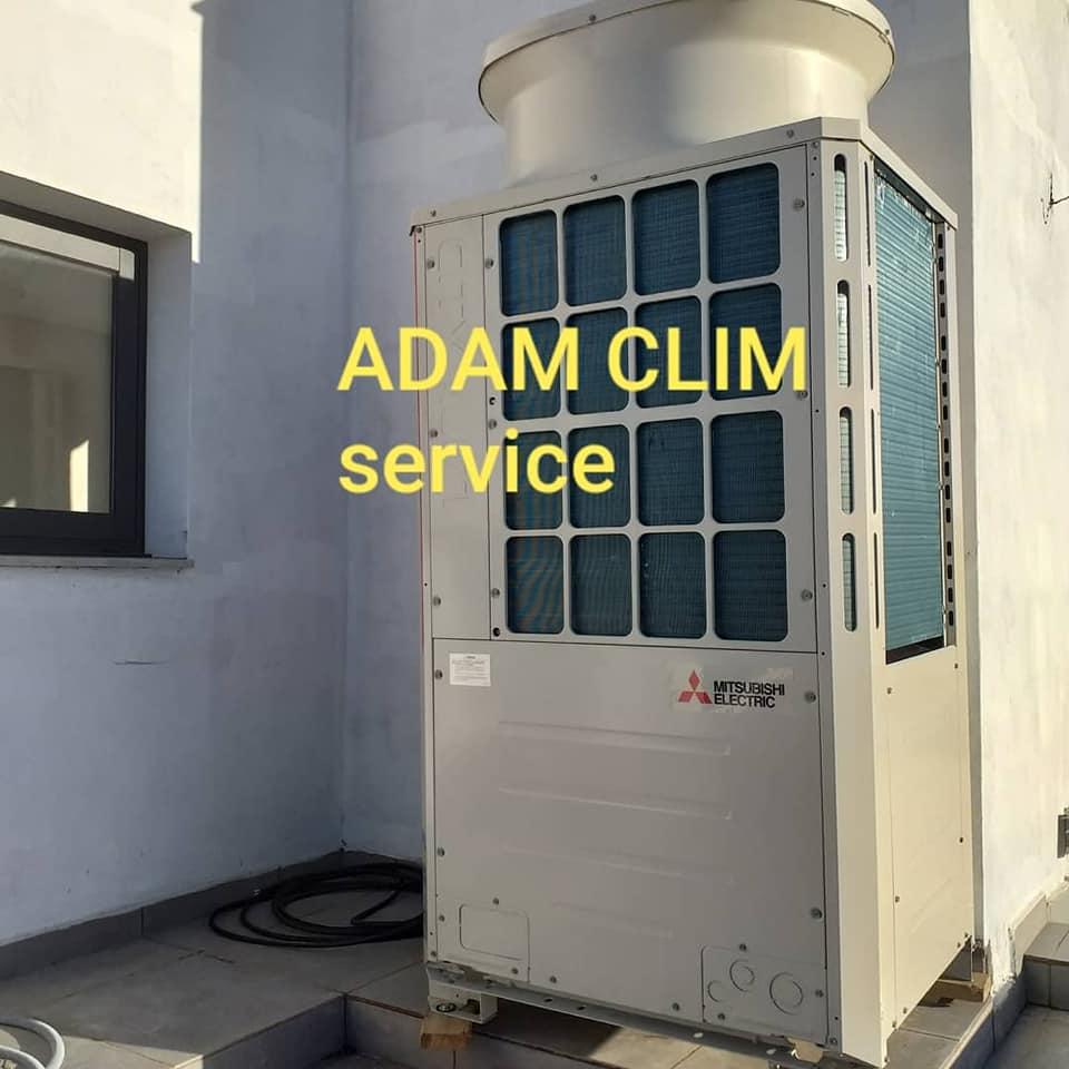 ADAM CLIM service
