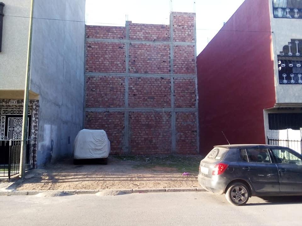 بقعة لبيع وفاء 2الشارع 12مشمش مساحة 💯 متر