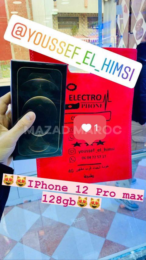 Vente Iphone 12 Pro max 128gb