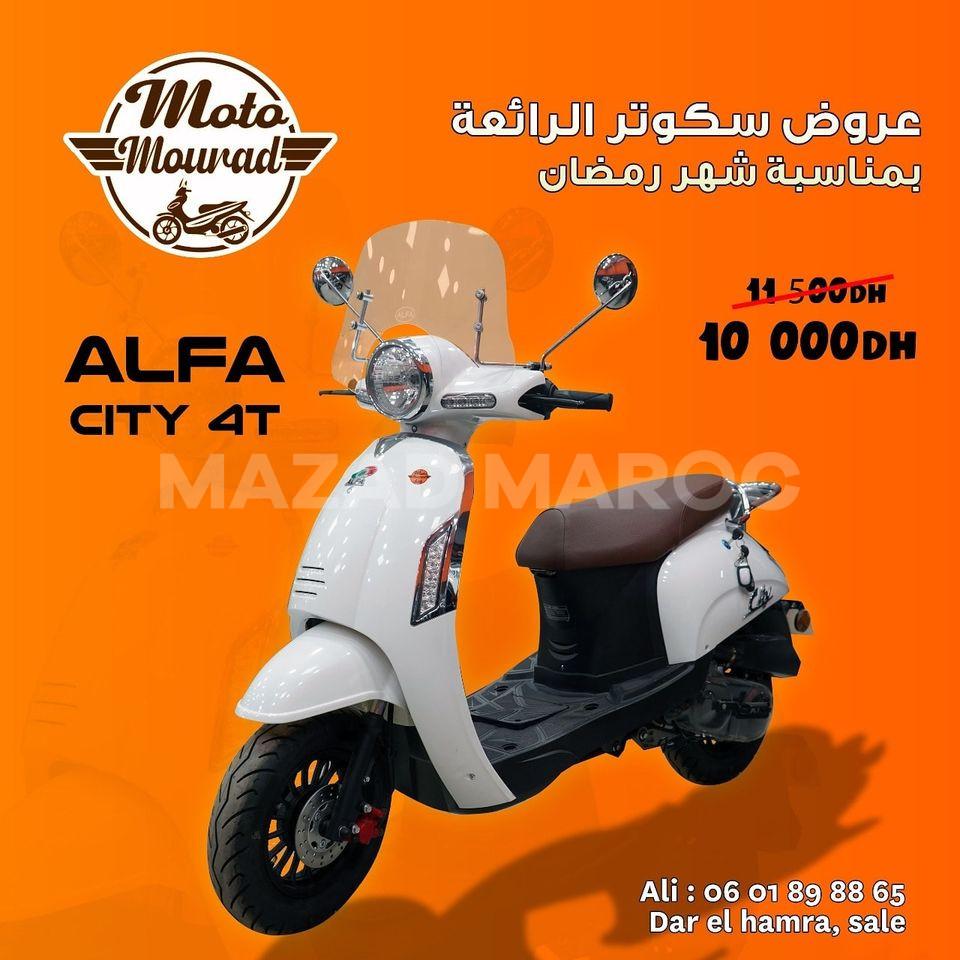 Scooter alfa city . 50cc