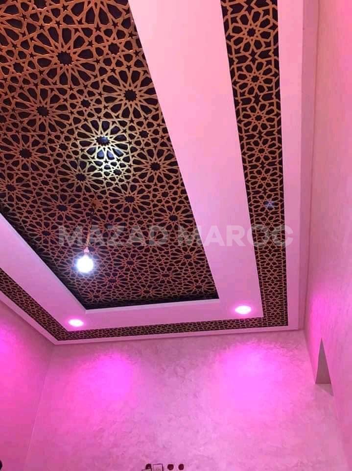 Platre decoration sabir mn jami3 anwa3 jibs