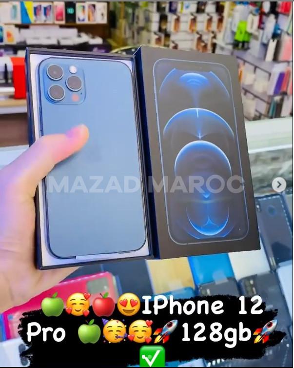Vente IPhone 12 Pro 128gb