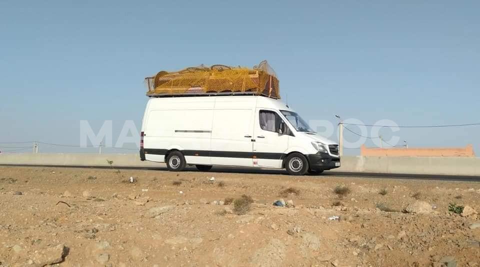 Transport Marchandises - نقل البضائع