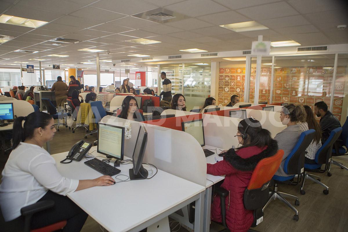 مركزالنداء باللغةالفرنسية يفتح أبوابه للطلاب ومبتدئ