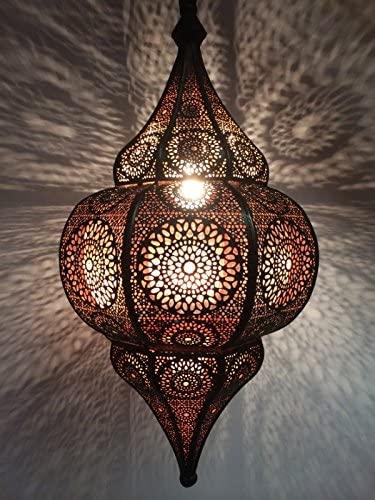 Lampe Marocaine Serrouj Pour Villas et Maison .
