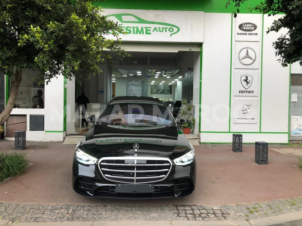 vente voiture mercedes classe S400 importer nouveau