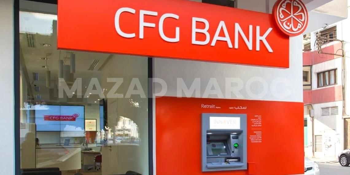 Conseiller Partenariats chez  CFG Bank