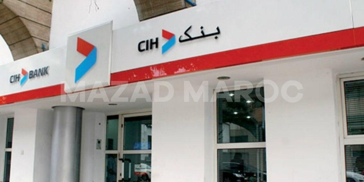 تعلن عن فرص عمل جديدة CIH بنك