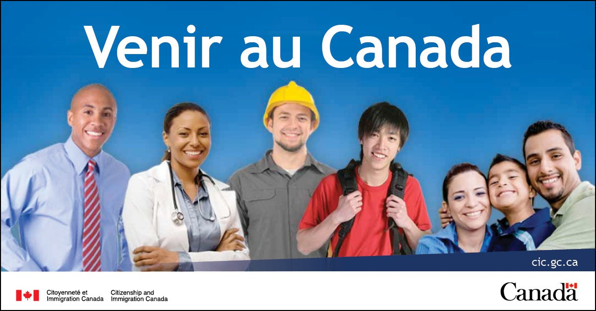Immigrer et Travailler au CANADA