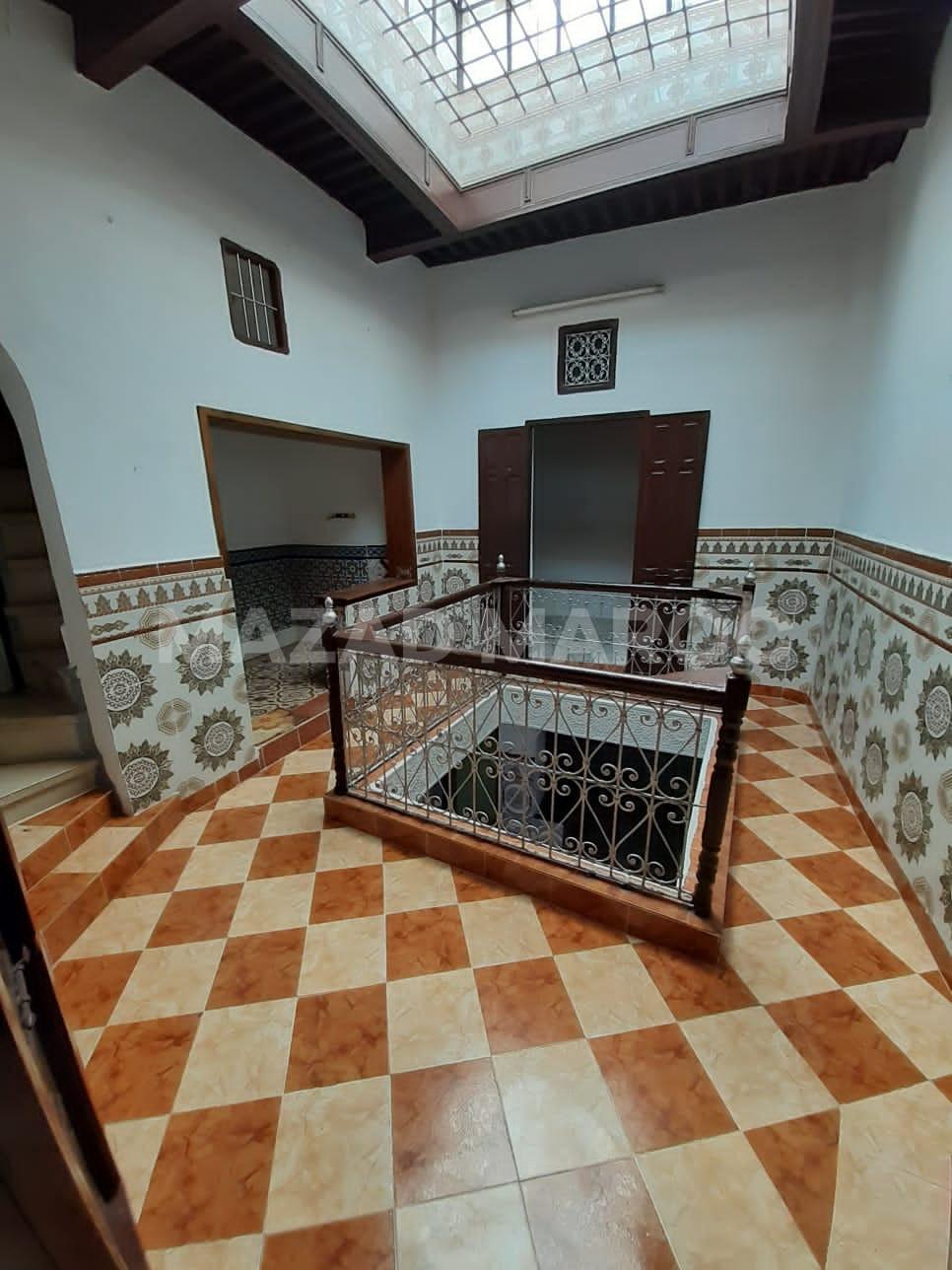 منزل للبيع المدينة القديمة تطوان دار عربية
