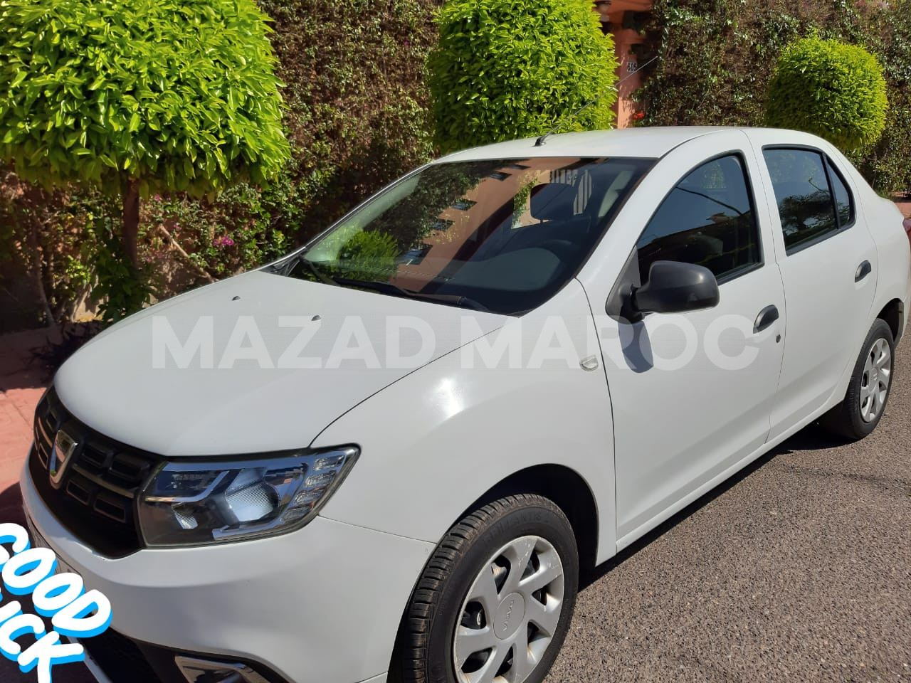 Dacia logan Diesel modèle 2018