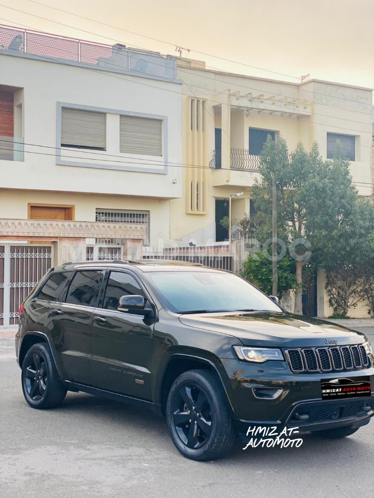 jeep grand cherokee overland seventh five year