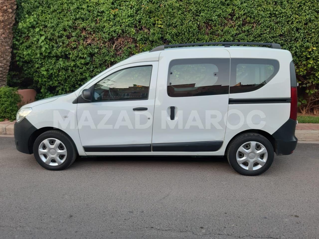 Dacia dokker 6 portes