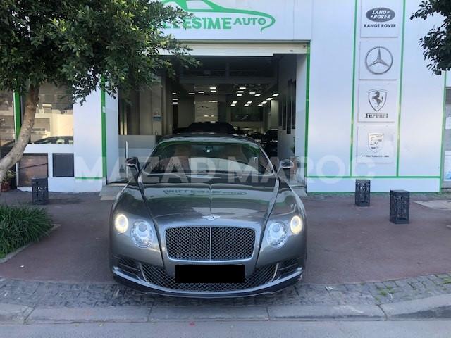 Voiture Bentley GT 2014