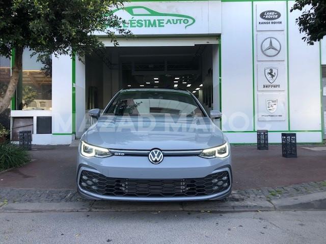 Volkswagen golf 8 gtd neuf