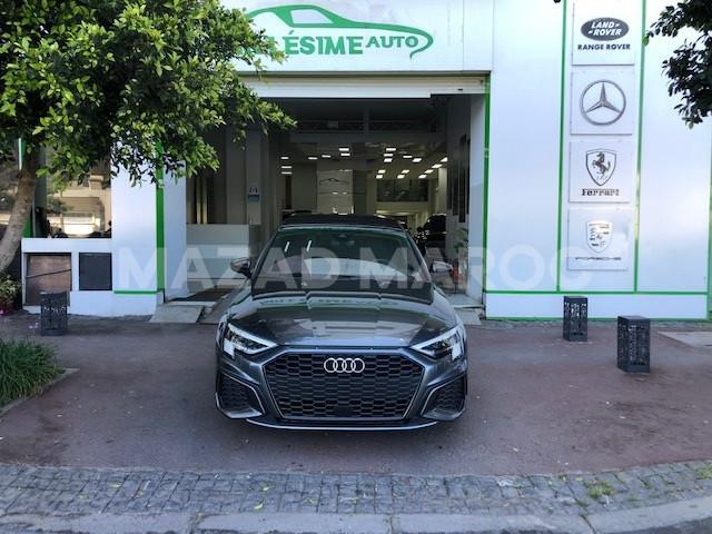 Vente voiture Audi - A3 S Line importée neuve