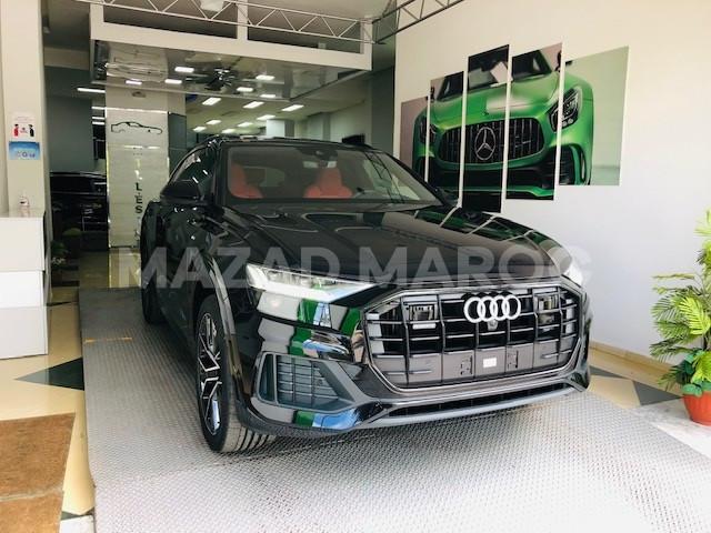 Audi - Q8 S Line neuf importer