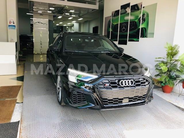 voiture Audi - S3