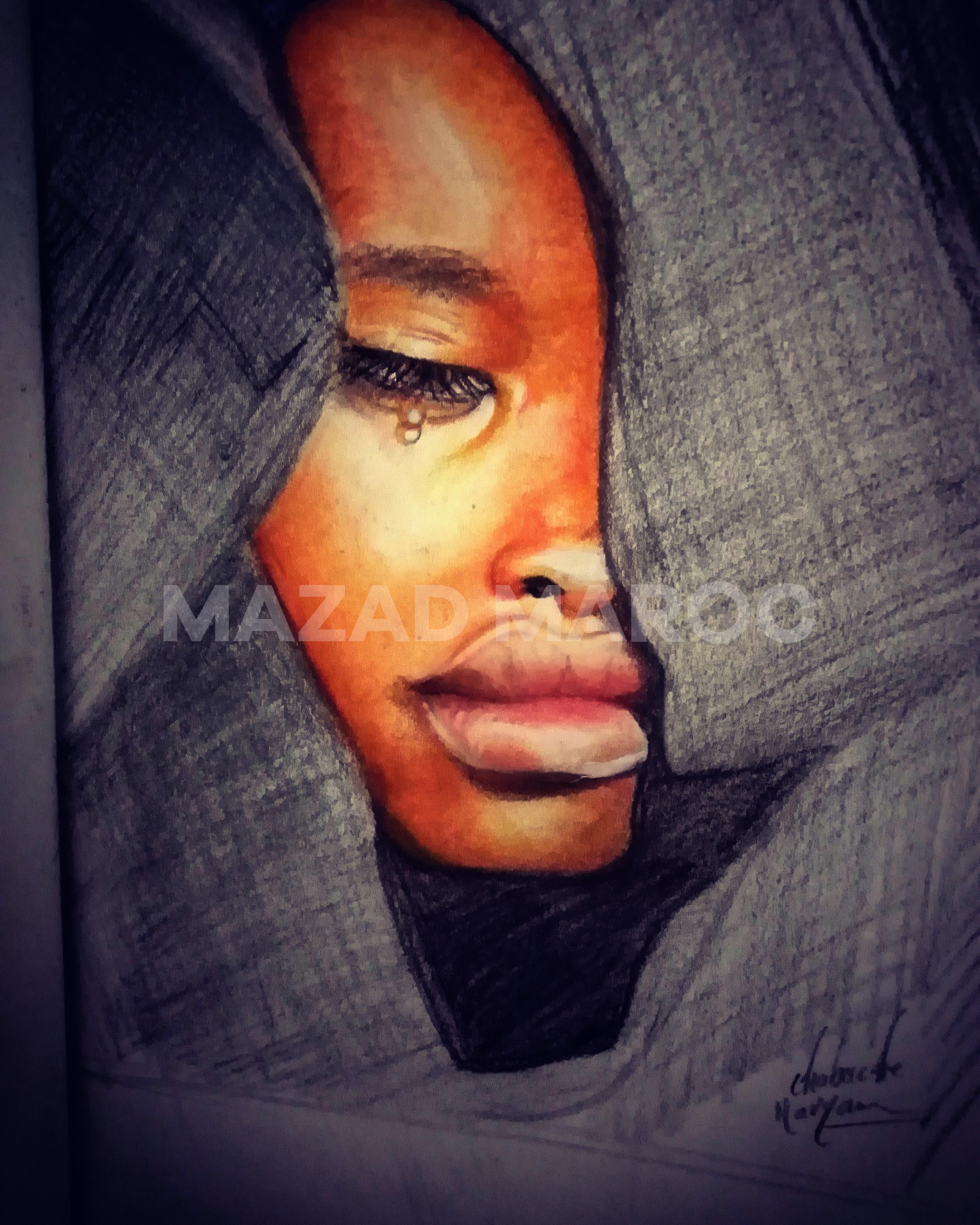 Tableau peinture réalisme