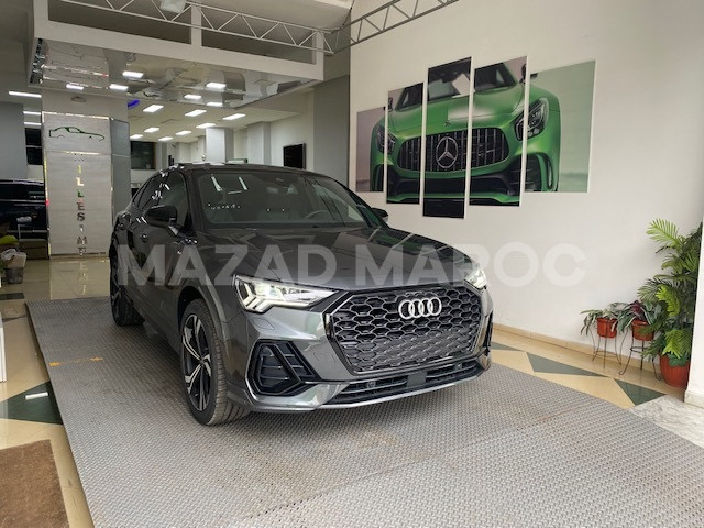 Audi Q3 importé neuf