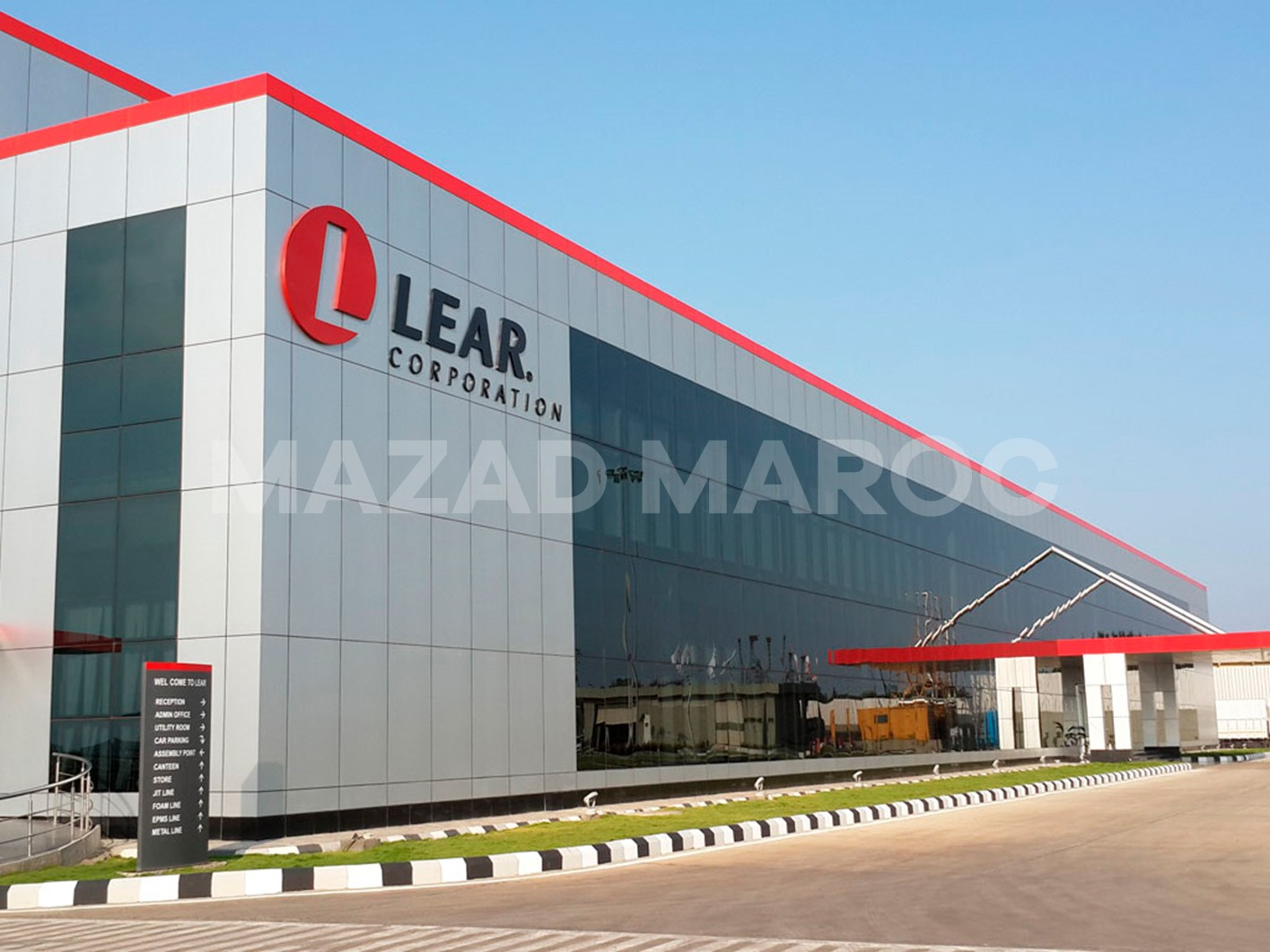 Lear  Corporation recrute Operations Manager Meknes