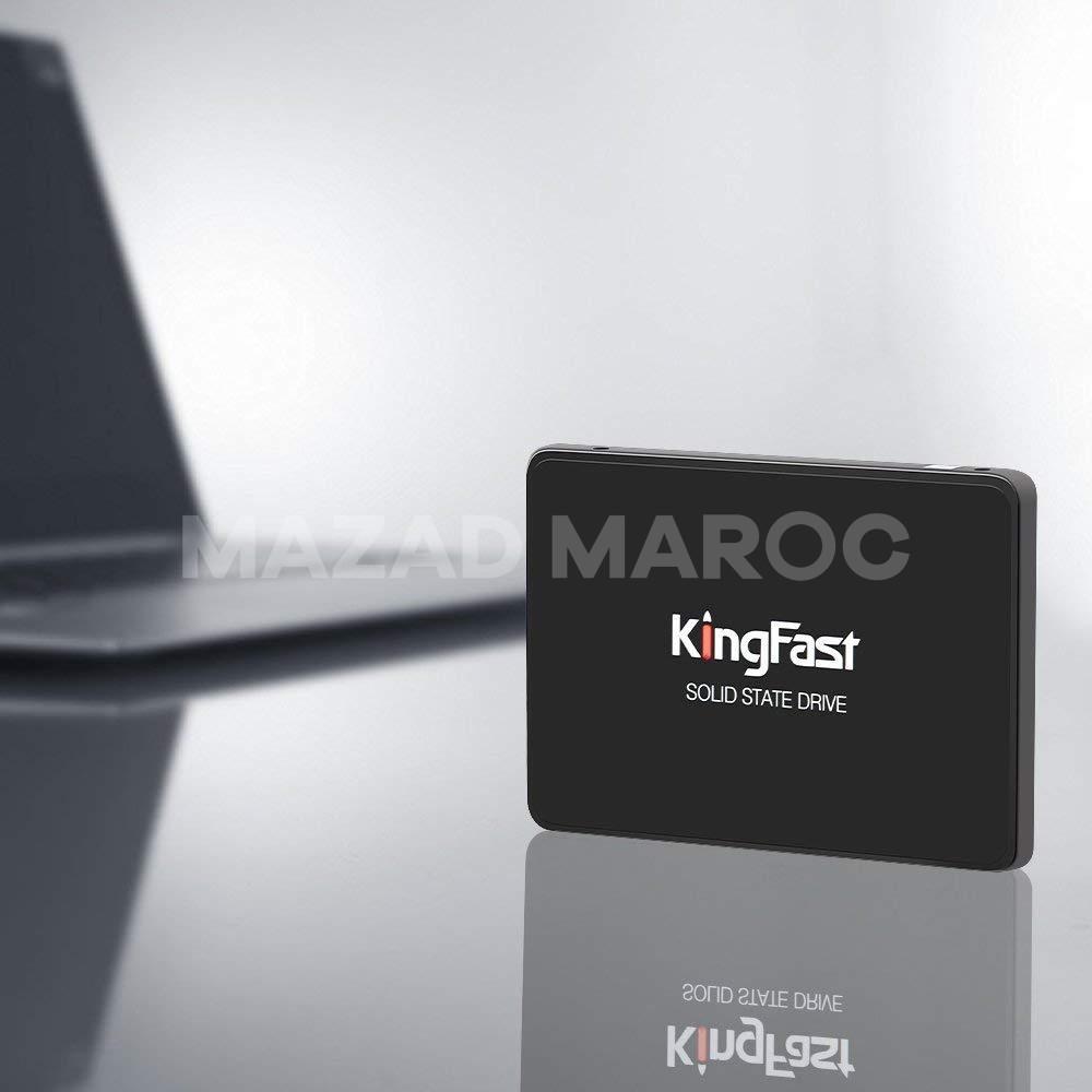 Disque Dur 256Go SSD 2.5″ KingFast F10