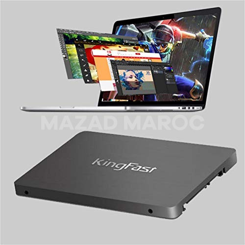 Disque Dur 512Go SSD 2.5″ KingFast F10