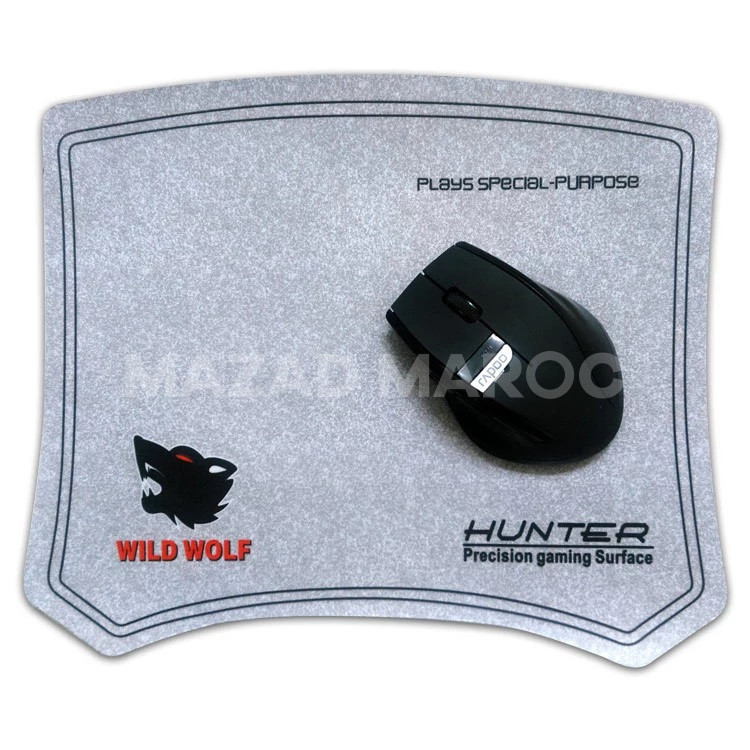 Gaming Mouse Pad WILD WOLF HUNGTER