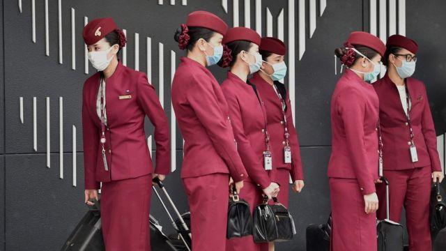 التسجيل في تكوين مضيفي ومضيفات الطيران للعمل في الخطوط الجوية