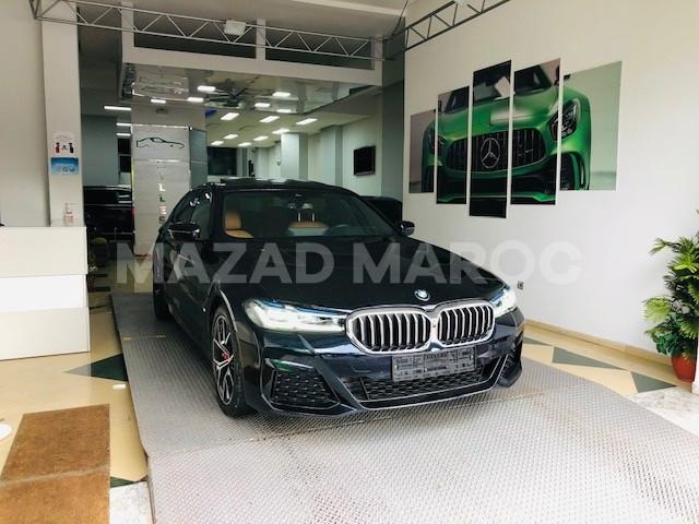 BMW - 520d Pack M importée neuve
