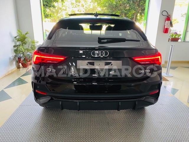 Voiture Audi Q3 importée neuve