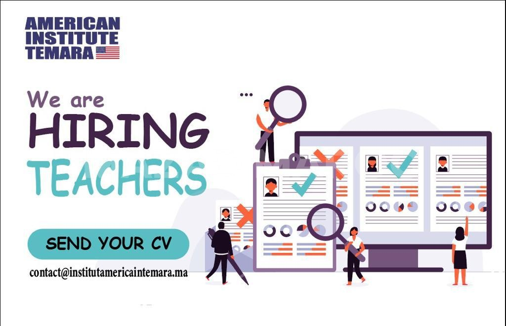 seeking dedicated and enthusiastic english teacher