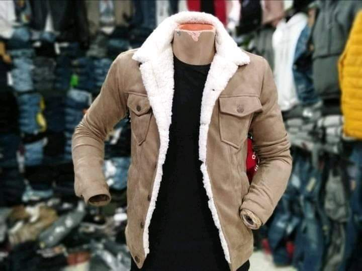 Jacket new collection