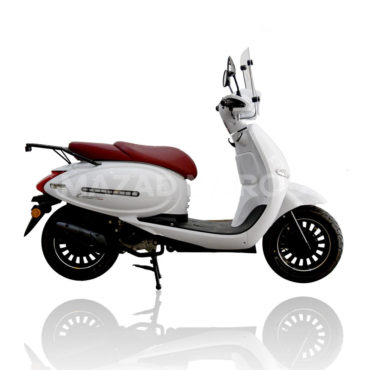 Moto Cappuccino 50