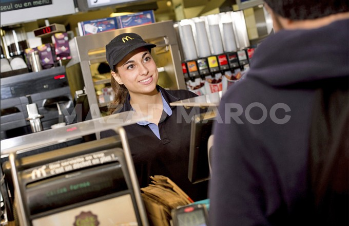 McDonald's recrute  Managers