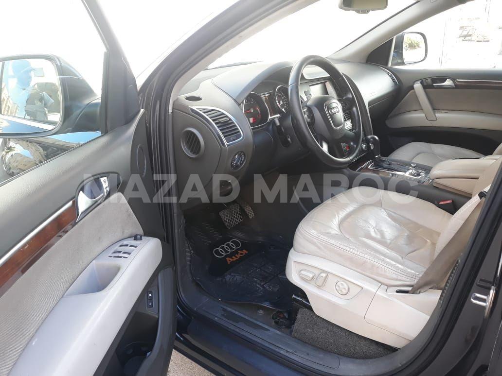 voiture AUDI Q7